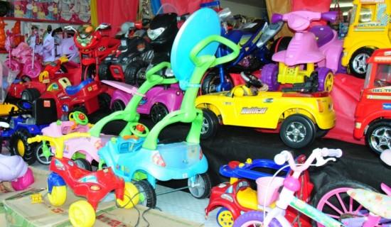 Dia das Crianças – Brinquedos