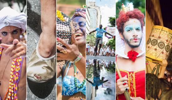 Exposição O Democrático Carnaval de Belo Horizonte  começa no dia 17 de maio no Memorial Vale