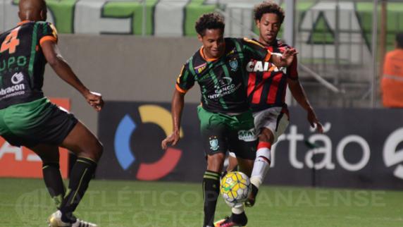 (Marco Oliveira/Atlético-PR)