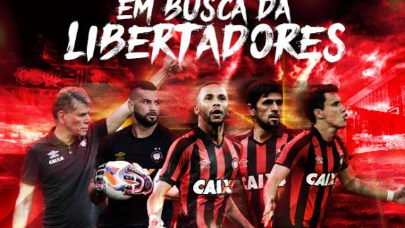 (Divulgação/Atlético-PR)