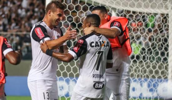 BELO HORIZONTE / MINAS GERAIS / BRASIL  26.04.2017 Atlético x Libertad no Independência – Copa Libertadores 2017  – foto: Bruno Cantini / Atlético
