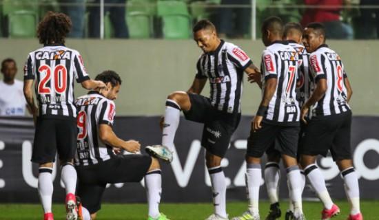 BELO HORIZONTE / MINAS GERAIS / BRASIL  07.06.2017 Atlético x Avaí no Independência – Campeonato Brasileiro 2017  – foto: Bruno Cantini / Atlético