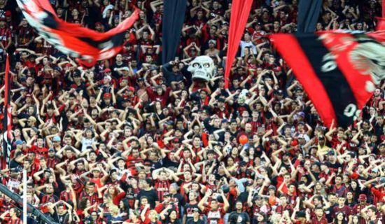 TOF torcida Atlético-PR