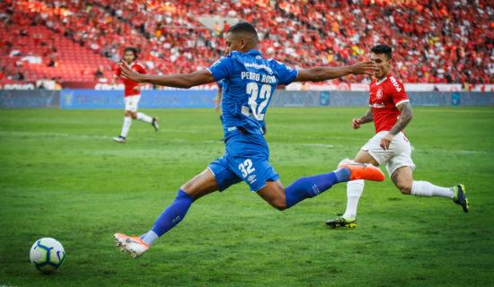 PORTO ALEGRE / BRASIL (12.05.2019) Internacional x Cruzeiro