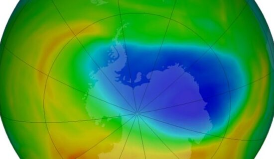 ozoniocamada